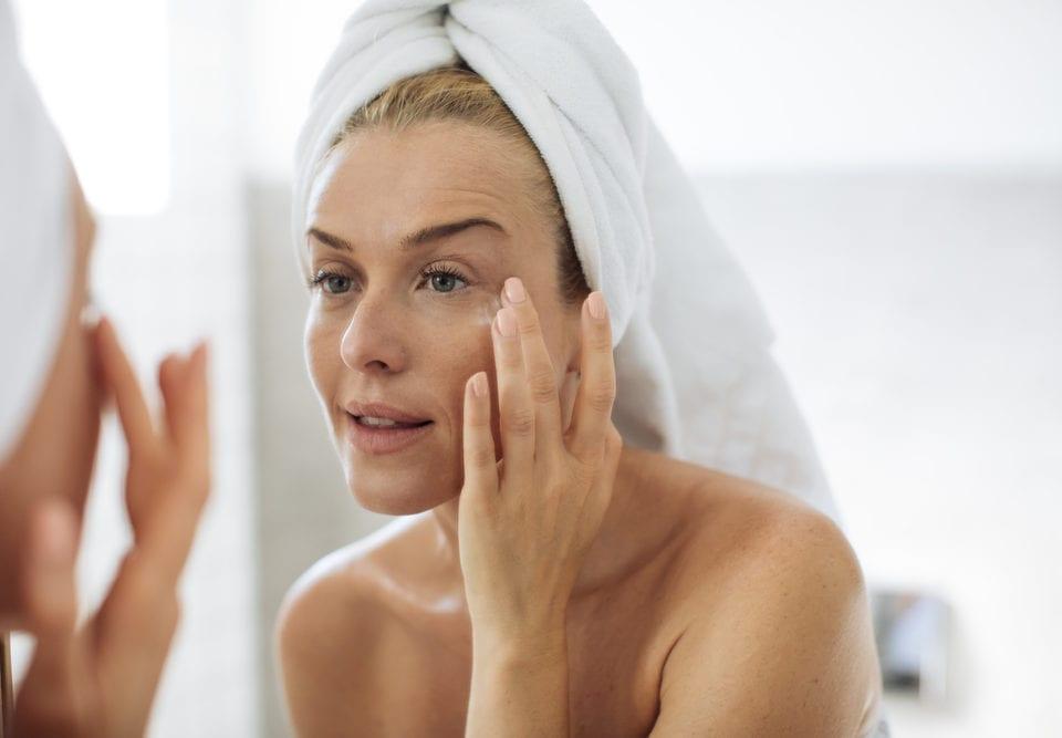 emepelle skin care menopause