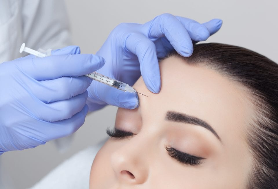 secondary benefits Botox treatments