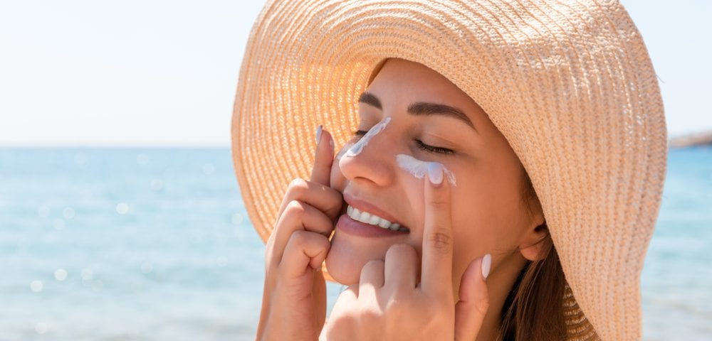sunscreen skin care mistakes