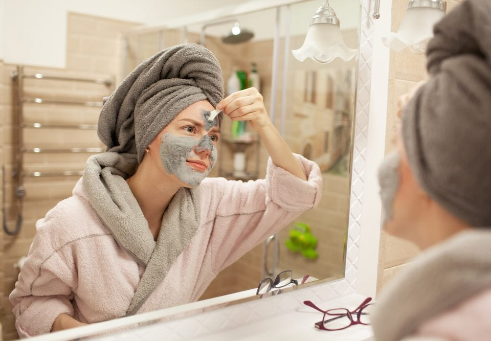 problems online skin care trends