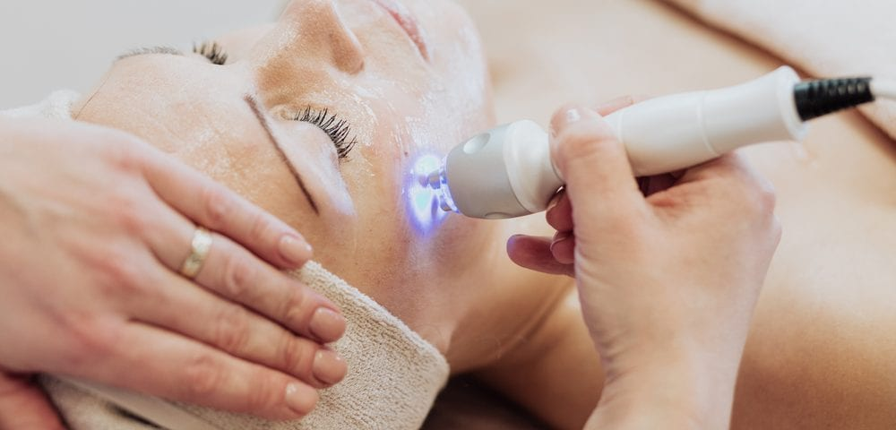 sunscreen laser treatment care